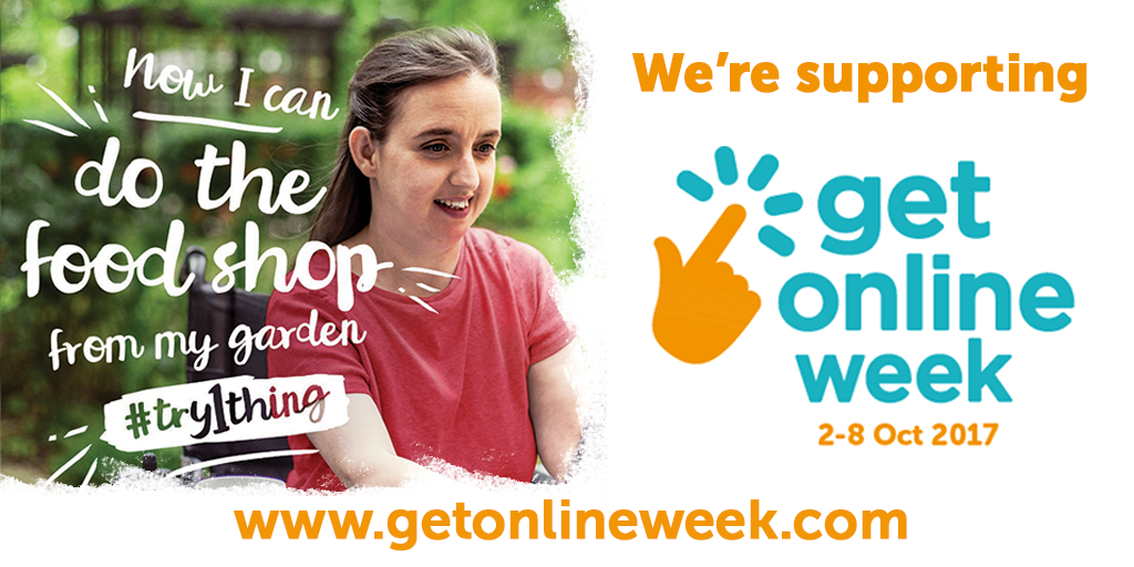 Get Online Week | Digital Inclusion