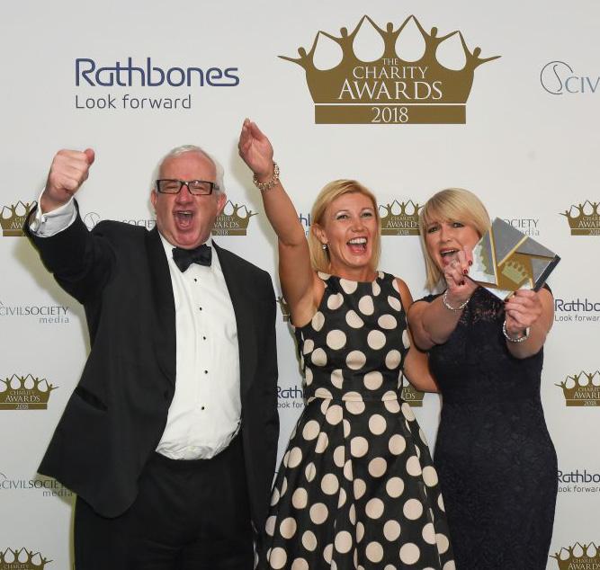 Charity Awards 2018