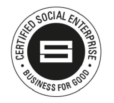 Certified Social Enterprise doing business for good