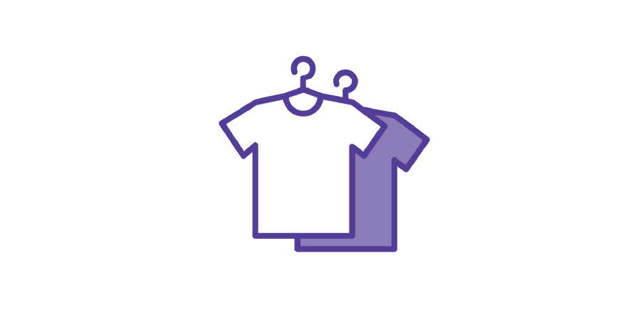 Send clothing vouchers to families quickly and easily. We offer two solutions for providing clothing to those in need. Beneficiaries can be sent physical clothing cards or eVouchers delivered via email; both can be redeemed online or in a range of high street stores.